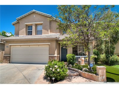 Simi Valley Single Family Home For Sale: 4813 Monument Street