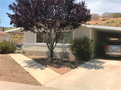 Acton Single Family Home For Sale: 33105 Santiago Road #61