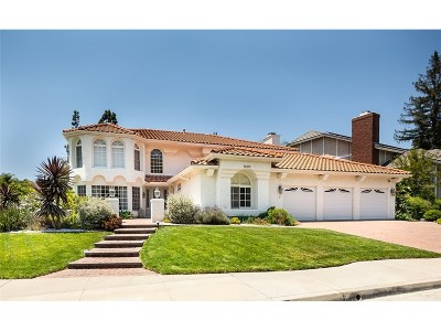 Agoura Hills Single Family Home For Sale: 6005 Macadam Court