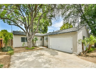 Woodland Hills Single Family Home For Sale: 23135 Friar Street
