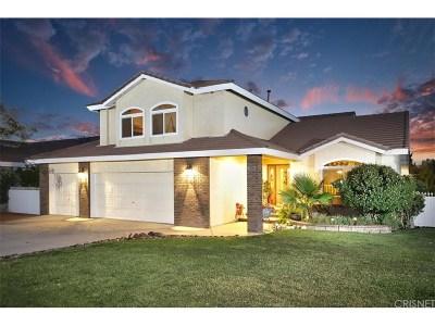 Quartz Hill CA Single Family Home For Sale: $449,900