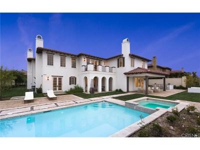 Calabasas Single Family Home For Sale: 25451 Prado De Azul