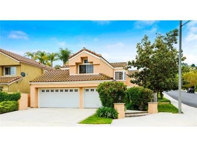Calabasas Single Family Home For Sale: 24786 Calle Serranona