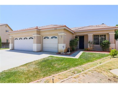 Los Angeles County Single Family Home For Sale: 39423 Primrose Court