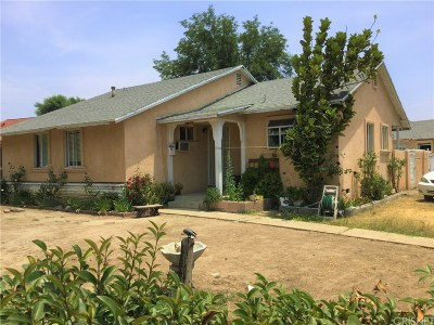 Single Family Home For Sale: 10340 Orion Avenue