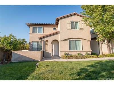 Saugus Single Family Home For Sale: 21155 North Avenida De Sonrisa Avenue
