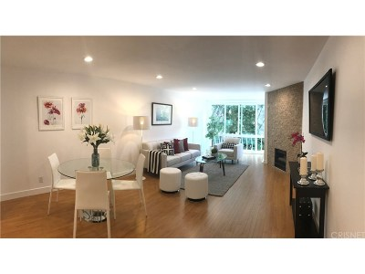 Valley Village Condo/Townhouse For Sale: 12720 Burbank Boulevard #126