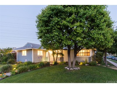Los Angeles County Single Family Home For Sale: 16050 Harvest Street