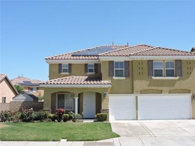 Lancaster Single Family Home For Sale: 5819 West Avenue K4
