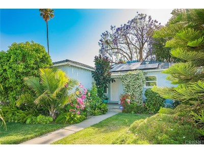 Los Angeles County Single Family Home For Sale: 6723 Wynne Avenue