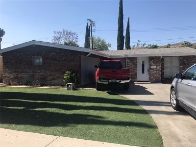 Canyon Country Single Family Home For Sale: 19347 Four Oaks Street