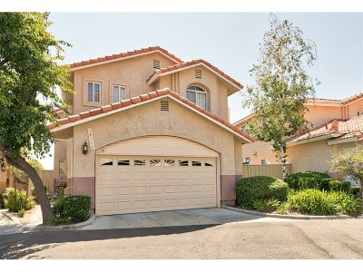 Canyon Country Single Family Home For Sale: 18521 Olympian Court