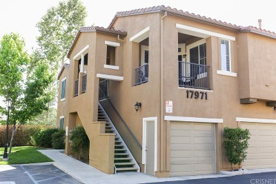 Canyon Country Condo/Townhouse For Sale: 17971 Lost Canyon Road #82