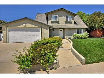 Simi Valley Single Family Home For Sale: 2035 Denny Street