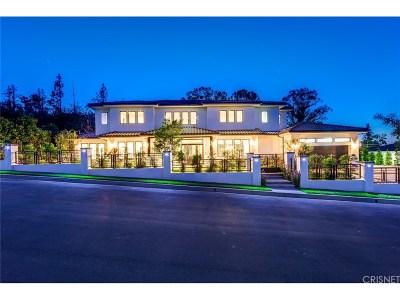 Tarzana Single Family Home For Sale: 5041 Palomar Drive