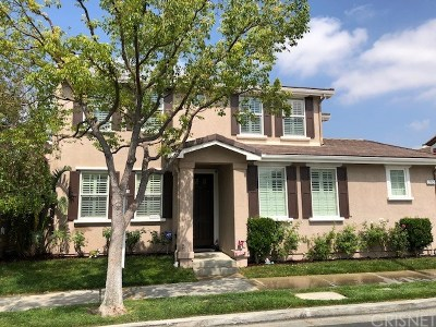 Valencia Single Family Home For Sale: 27821 Summer Grove Place