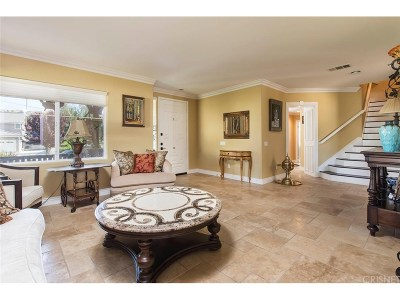 Castaic Single Family Home For Sale: 30149 Valley Glen Street