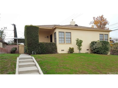 Burbank CA Rental Leased: $3,100