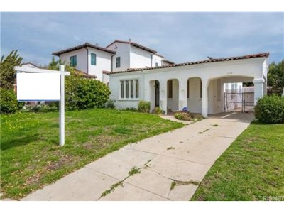 Westwood - Century City Rental For Rent: 2038 Malcolm Avenue