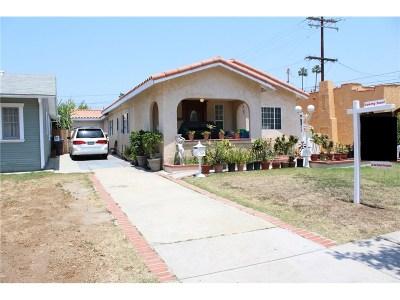 Glendale Single Family Home For Sale: 1233 East Maple Street