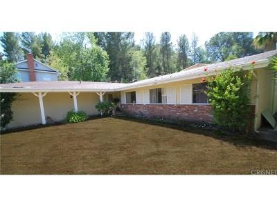 Woodland Hills Single Family Home For Sale: 5857 El Canon Avenue