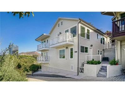 Los Angeles County Single Family Home For Sale: 3907 Fredonia Drive
