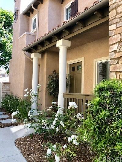 Valencia Condo/Townhouse For Sale: 23835 Brescia Drive