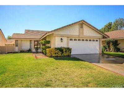 Valencia Single Family Home For Sale: 26206 Benito Court