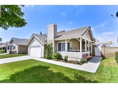 Valencia Single Family Home For Sale: 23886 Bennington Drive