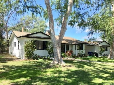 Woodland Hills Single Family Home For Sale: 6055 Oakdale Avenue