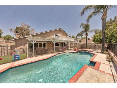 Los Angeles County Single Family Home For Sale: 22970 Las Mananitas Drive