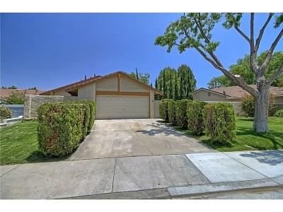Valencia Single Family Home For Sale: 25716 Salceda Road