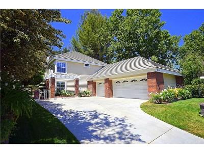Los Angeles County Single Family Home For Sale: 26433 Woodlark Lane