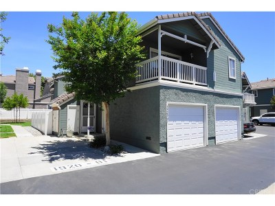 Simi Valley Condo/Townhouse For Sale: 1920 Rory Lane #1