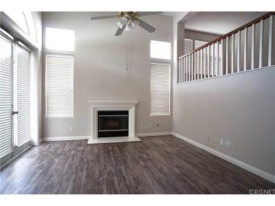 Valencia Condo/Townhouse For Sale: 24020 Bridgeport Lane #35