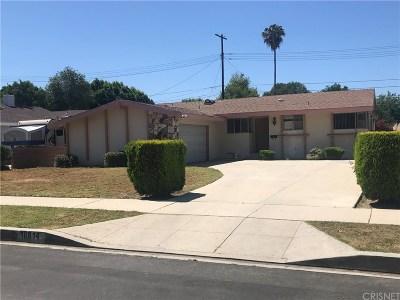 Northridge Single Family Home For Sale: 18614 Liggett Street