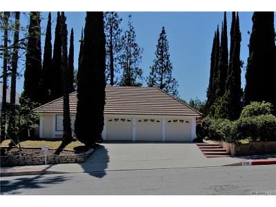 West Hills Single Family Home For Sale: 8395 Capistrano Avenue