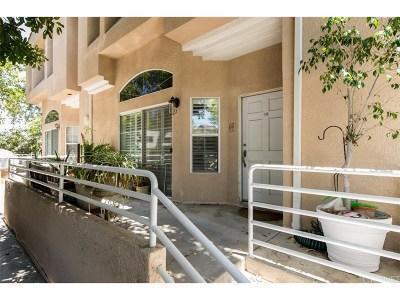 Canoga Park Condo/Townhouse For Sale: 7109 Farralone Avenue #118