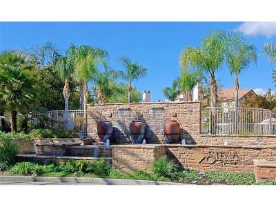 Valencia Condo/Townhouse For Sale: 24147 Del Monte Drive #285