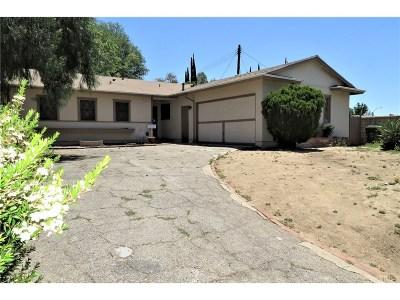 Northridge Single Family Home For Sale: 9844 Wilbur Avenue