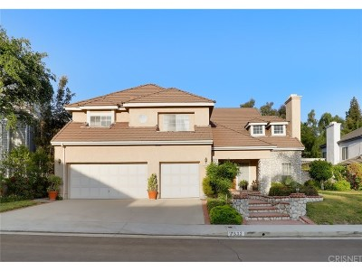 West Hills Single Family Home For Sale: 7532 Southby Drive