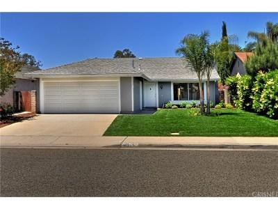 Moorpark Single Family Home For Sale: 4315 Fireside Lane