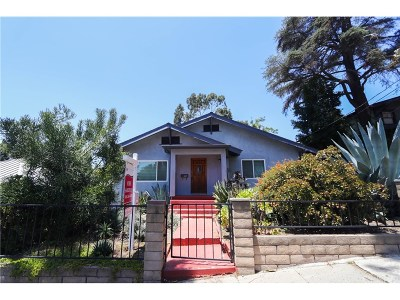 Silver Lake Single Family Home For Sale: 1639 Golden Gate Avenue