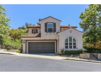 Stevenson Ranch Single Family Home For Sale: 25226 Gloriso Lane