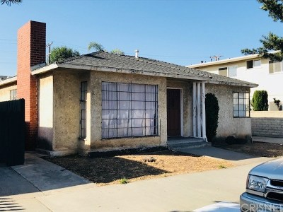 Residential Income For Sale: 2310 Ocean Park Boulevard
