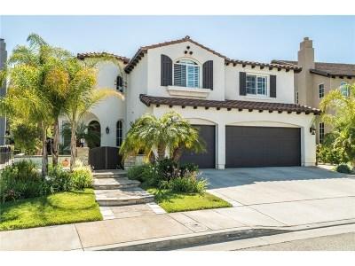 Stevenson Ranch Single Family Home For Sale: 26658 Shakespeare Lane
