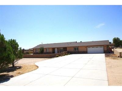 Lancaster Single Family Home For Sale: 8324 West Avenue C12