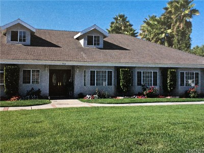 Thousand Oaks Single Family Home For Sale: 952 East Janss Road