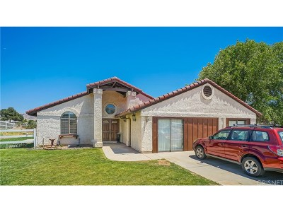 Acton Single Family Home For Sale: 32996 Old Miner Road