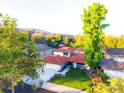 Westlake Village Single Family Home For Sale: 31608 Village Center Road